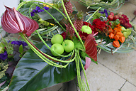 Flower Design of Britain London Contemporary floral design workshop 09