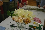 Preparation of a bouquet