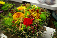 Autumn gift arrangement