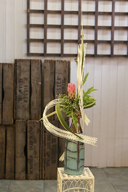 Contemporary way, floristry training